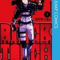 漫画「BLACK TORCH(ブラックトーチ)」のゆる〜いレビュー感想